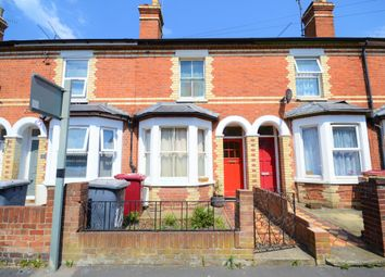 Thumbnail 2 bedroom terraced house for sale in Cholmeley Road, Reading
