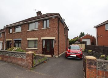 Thumbnail 3 bed semi-detached house for sale in Arthur Park, Newtownabbey