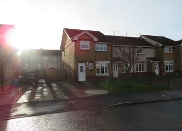 Thumbnail 3 bed end terrace house for sale in Turnberry Crescent, Coatbridge