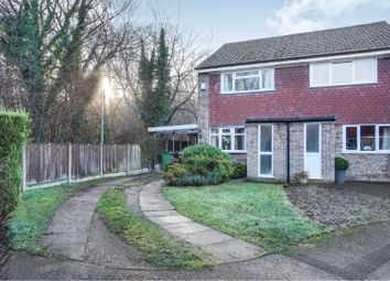 Thumbnail 2 bed semi-detached house for sale in Ladywell Close, Hazel Grove