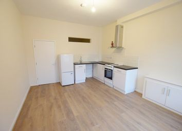 Thumbnail 1 bed flat to rent in Commercial Road, Bulwell, Nottingham