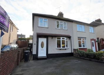 Thumbnail 4 bed semi-detached house for sale in Eve Lane, Gornal