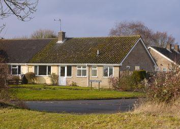 Thumbnail 2 bed semi-detached bungalow for sale in Little Waldingfield, Sudbury, Suffolk