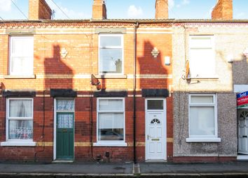 Thumbnail 2 bed terraced house for sale in Napier Road, New Ferry, Wirral