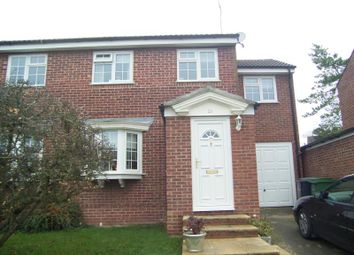 Thumbnail 4 bed semi-detached house to rent in Morley Place, Hungerford, 0Hs.