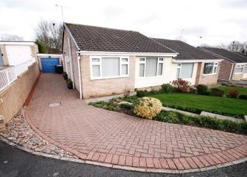 Thumbnail 2 bed semi-detached bungalow for sale in Winchester Drive, Brandon, Durham