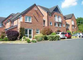 Thumbnail 1 bed flat for sale in Wright Court, London Road, Nantwich, Cheshire