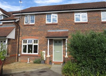 Thumbnail 3 bed terraced house for sale in Webb Drive, Rackheath, Norwich