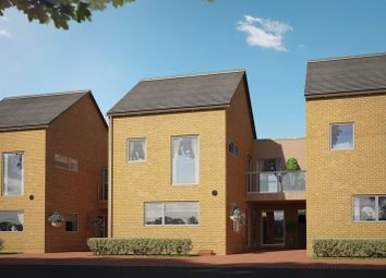 Thumbnail 4 bed link-detached house for sale in Fusion, Newhall, Harlow