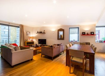 Thumbnail 3 bed flat to rent in Yvon House, Battersea Park