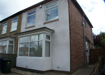 Thumbnail 3 bed semi-detached house for sale in Hadrian Road, Newcastle Upon Tyne, Tyne And Wear