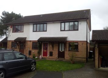 Thumbnail 2 bed end terrace house to rent in Chestnut Close, Sandford