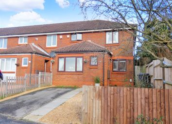 3 bed end terrace house for sale in Lionheart Way, Bursledon, Southampton SO31