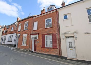 Thumbnail 3 bed terraced house for sale in North Street, Exmouth