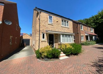 4 bed detached house for sale in Crestwood Close, Crestwood Gardens, Northampton NN3