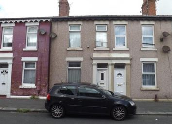Thumbnail 2 bed property for sale in Bedford Road, Blackpool, Lancashire