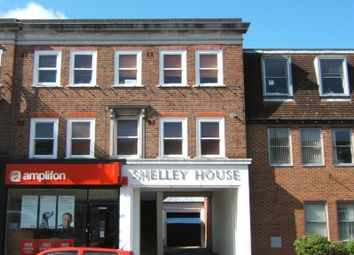 Thumbnail 1 bed flat to rent in Shelley House, Bishopric, Horsham