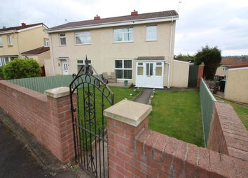 Thumbnail 3 bed property for sale in Newton Way, Malpas, Newport