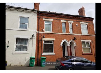 Thumbnail 3 bed terraced house to rent in Hudson Street, Nottingham