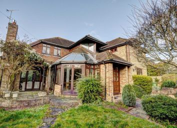 Thumbnail 4 bed detached house for sale in Mill Road, Marlow