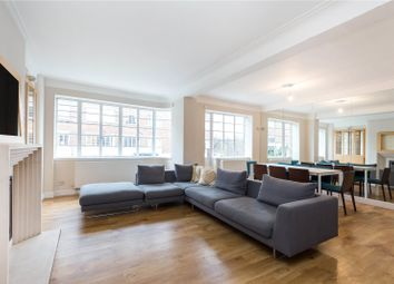 Thumbnail 3 bed flat to rent in Stockleigh Hall, Prince Albert Road, St John's Wood