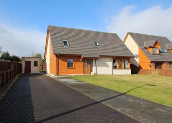 Thumbnail 4 bedroom detached house for sale in Essich Gardens, Inverness