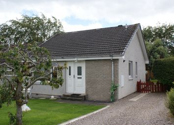 Thumbnail 2 bed semi-detached bungalow for sale in 19 Blarmore Avenue, Inverness