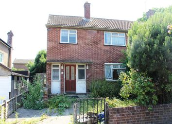 Thumbnail 3 bedroom end terrace house for sale in Globe Road, Woodford Green