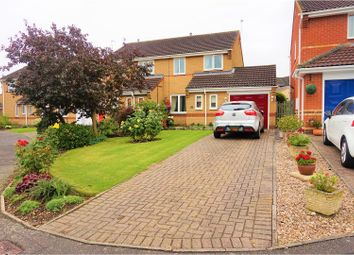 Thumbnail 3 bed semi-detached house for sale in Wensleydale Close, Grantham