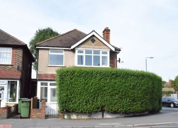 Thumbnail 3 bed detached house for sale in Malden Road, Cheam, Sutton