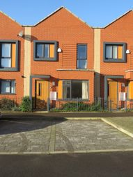 Thumbnail 3 bed town house to rent in St. Ambrose Lane, Salford