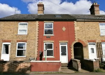 Thumbnail 3 bed terraced house for sale in Orchard Street, Whittlesey, Peterborough