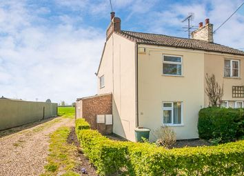 Thumbnail Semi-detached house for sale in Church Road, Emneth, Wisbech