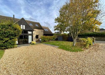 Abelwood Road, Long Hanborough, Witney OX29. 4 bed barn conversion for sale