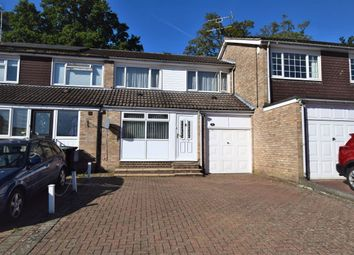 Thumbnail 3 bed terraced house for sale in Gilbey Crescent, Stansted