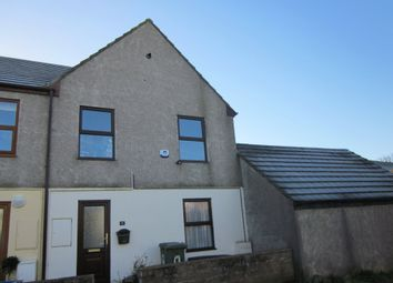 Thumbnail 3 bed end terrace house for sale in Trelee Close, Hayle