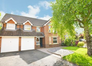 Thumbnail 5 bed detached house for sale in Greytree Crescent, Dorridge, Solihull
