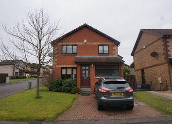 Thumbnail 3 bed detached house for sale in Letham Grange, Cumbernauld