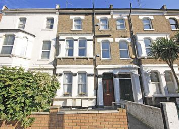 Thumbnail 4 bed flat to rent in Frithville Gardens, London