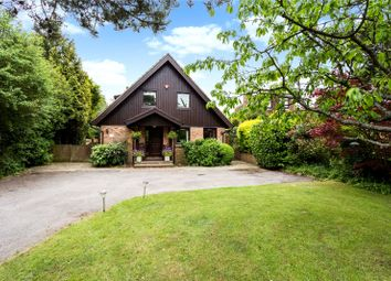 4 bed detached house for sale in Otford Lane, Halstead, Sevenoaks, Kent TN14