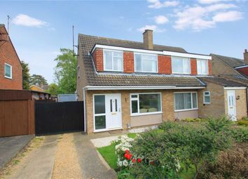 Thumbnail 3 bed property for sale in Harrington Drive, Bedford