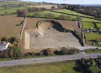 Thumbnail Commercial property for sale in Launceston Road, Callington, Cornwall