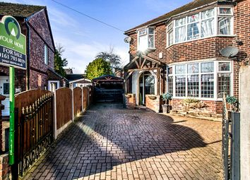 Thumbnail 3 bedroom semi-detached house for sale in West Avenue, Worsley, Manchester