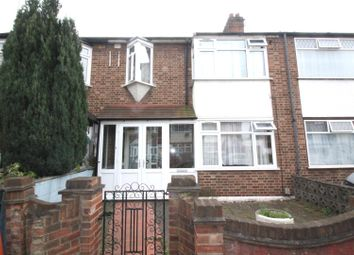 Thumbnail 3 bed terraced house for sale in Knebworth Avenue, London