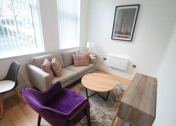 Thumbnail 1 bedroom flat to rent in Laporte Way, Luton