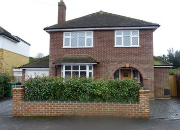 Thumbnail 3 bed detached house for sale in Echelforde Drive, Ashford
