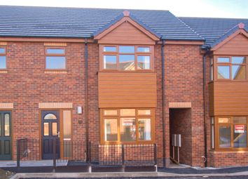 Thumbnail 3 bed terraced house for sale in Nursery Road, Leicester