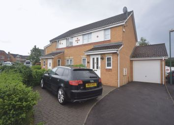 Thumbnail 2 bed semi-detached house for sale in Julius Close, Emersons Green, Bristol