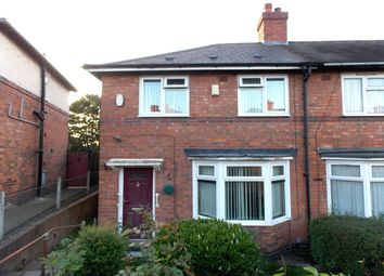 Thumbnail 3 bed terraced house for sale in Northleigh Road, Washwood Heath, Birmingham