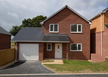 Thumbnail 4 bed detached house for sale in Exeter Road, Exmouth
